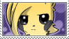 Cecelia stamp by AegiB