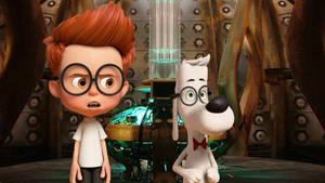 I Like Our's Better, Mr. Peabody