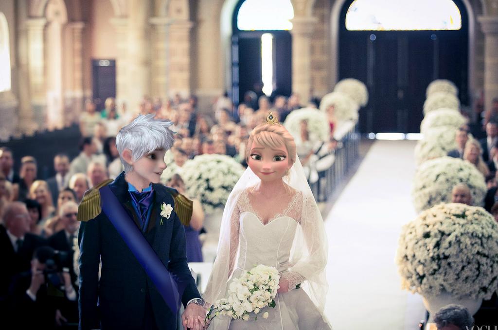 Gamergirl4disney request: A Royal Wedding by IAmZBEST