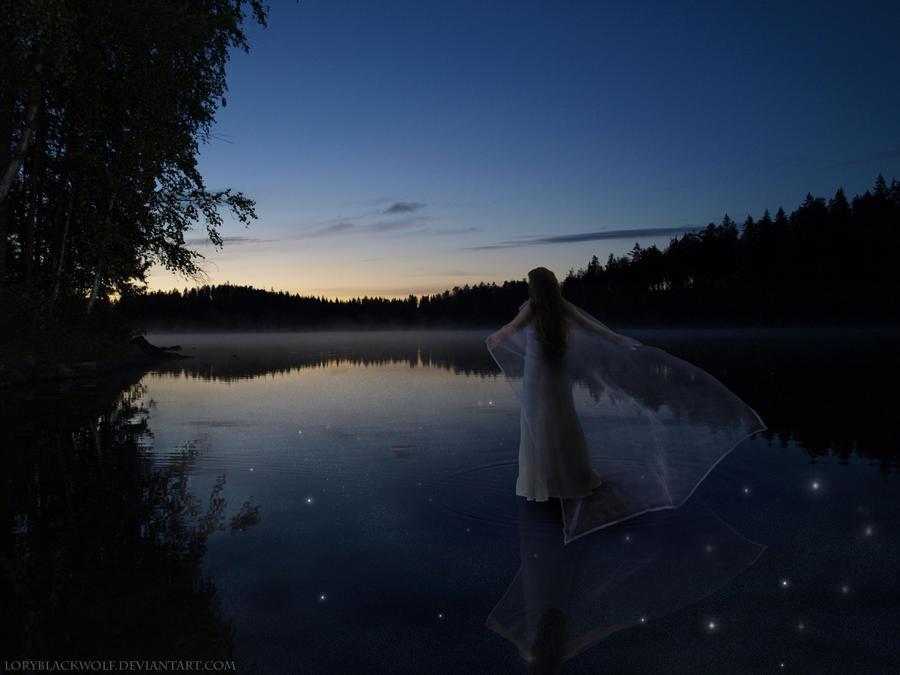 Dream of a Star by LupaSenzaLuna