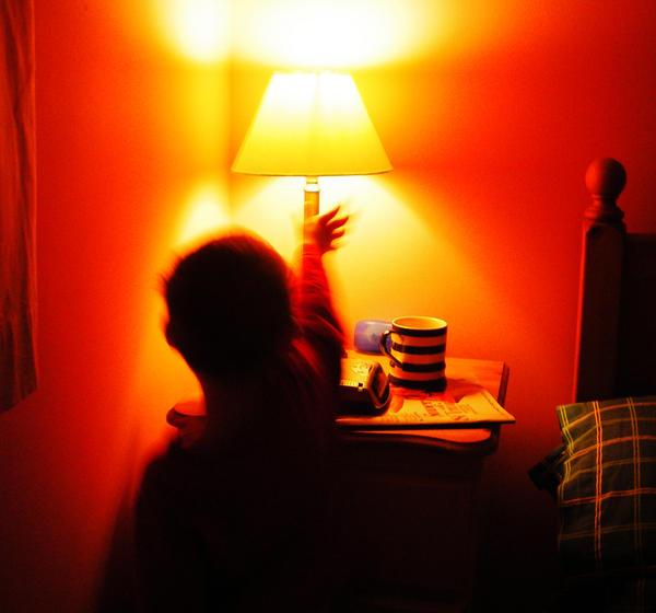Magic Lamp by danhortonszar