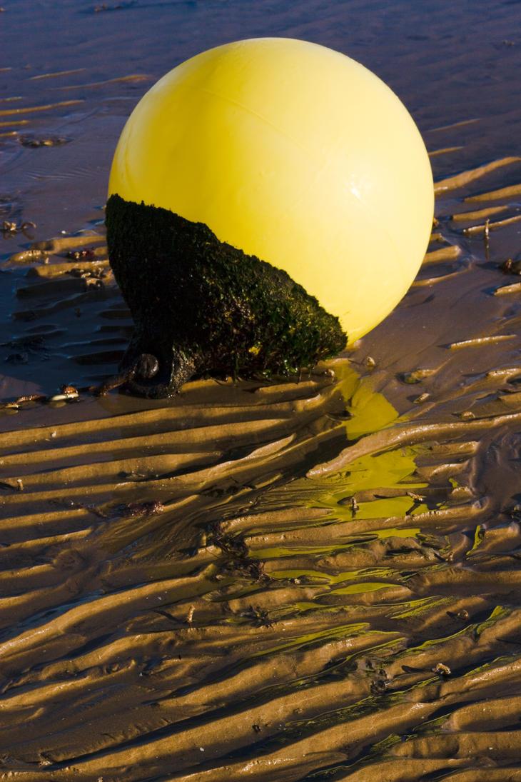 Yellow Buoy 2 by danhortonszar