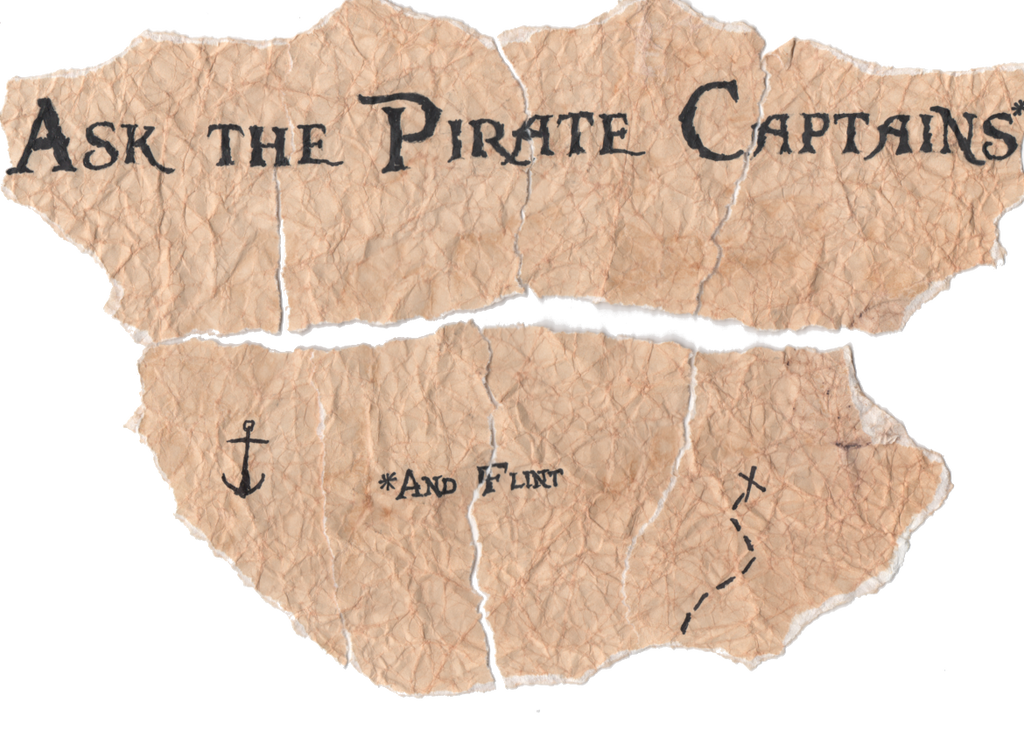 Ask the Pirate Captains Banner 2 part 8 by CaptainJollyRoger13