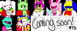 f2u - sparklecare icons by tomodonnie
