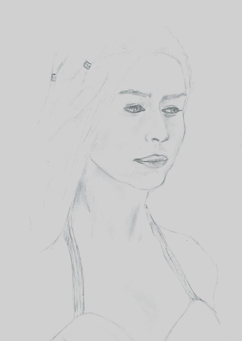 Daenerys by SuperTheo32