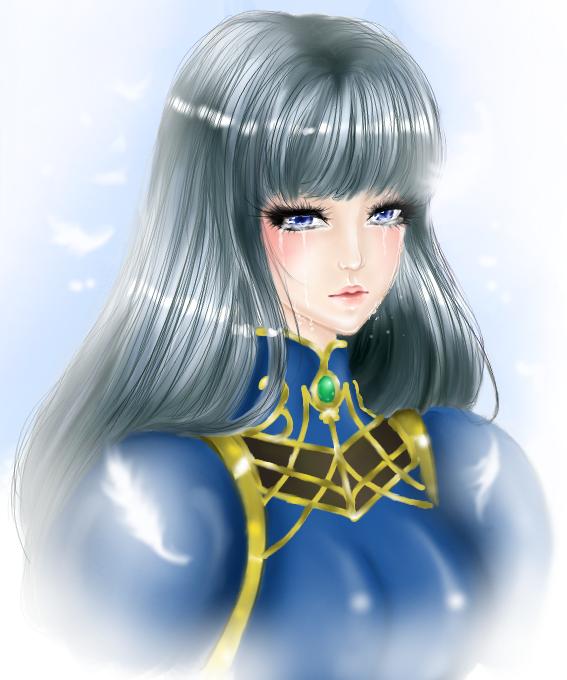 Valkyries tears by IYunaI