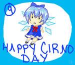 HAPPY CIRNO DAY