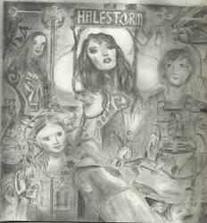 Halestorm by ilygodot