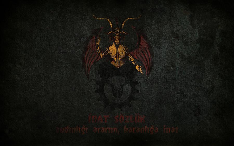 12 Baphomet HD Wallpapers | Backgrounds - Wallpaper Abyss