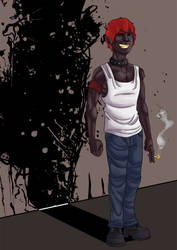 Main Antagonist - Nightmare by NightmareTournament