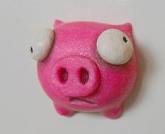 a pig by de-kay