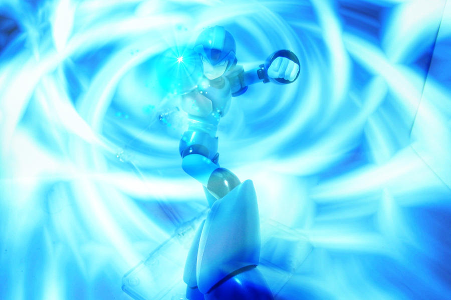 X blast by bluebombermegaman