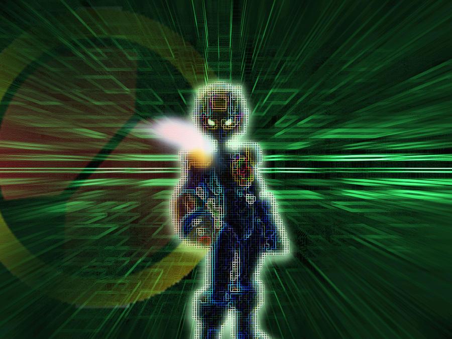 Megaman Full Navi Synchronization by bluebombermegaman