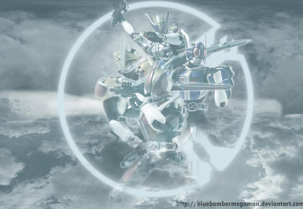 Kamen Rider Den-O by bluebombermegaman