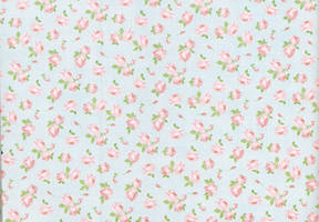 Floral paper stock 4 by laurengee