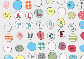 All things nice by laurengee