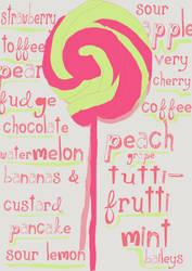 my girl lollipop by laurengee