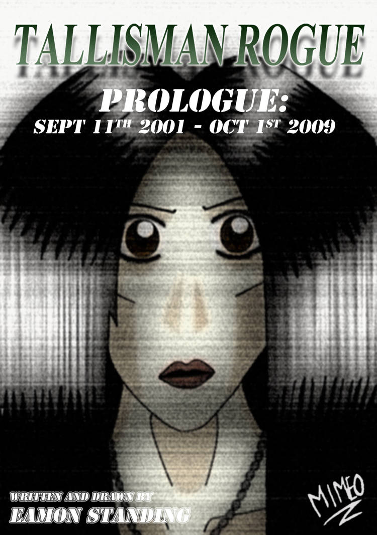 Prologue front cover
