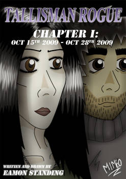 Chapter I front cover