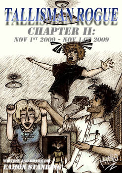 Chapter II front cover