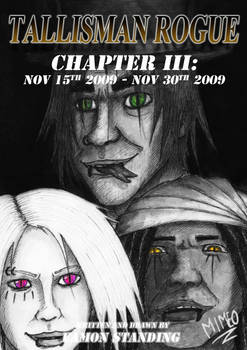 Chapter III front cover