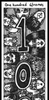 One hundred 4frames by Tallisman-Rogue