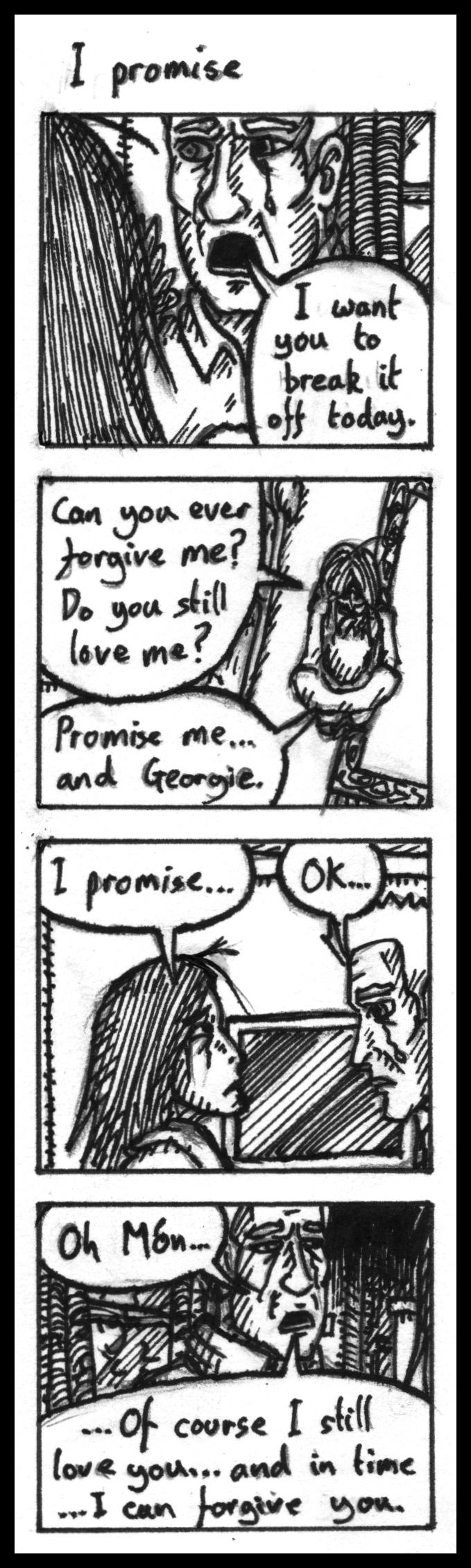 I promise by Tallisman-Rogue