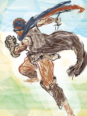 Prince of Persia by Psychemax