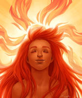 Warmth by NatSmall