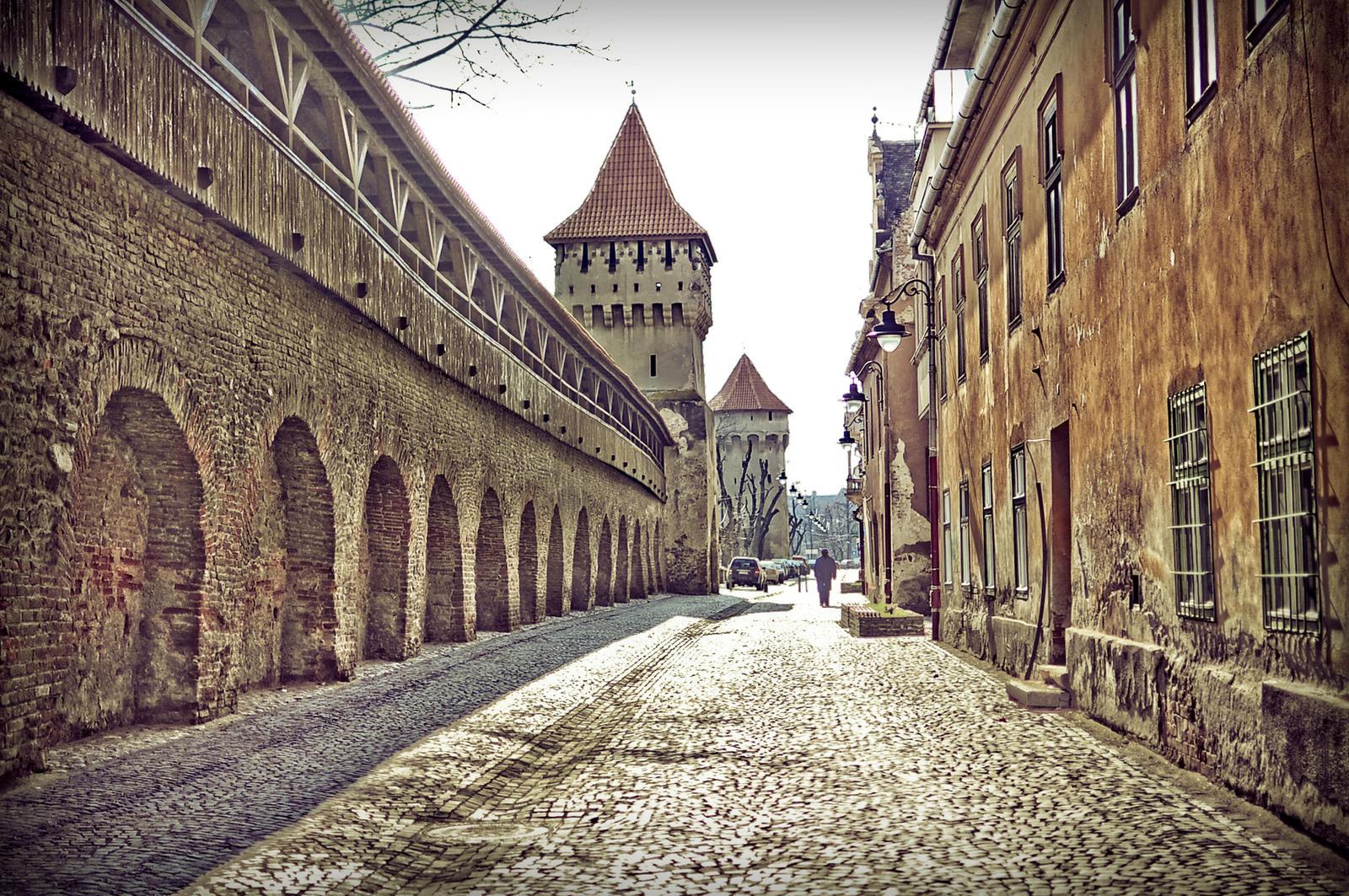 Old city, Sibiu by lalylaura on DeviantArt