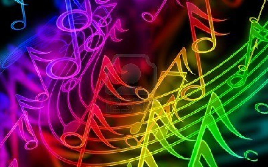 8589130490590 Rainbow Music Notes Wallpaper Hd Jpg: Music Rainbow By Deyleirine On DeviantArt
