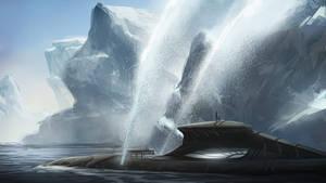 Nautilus in the Antarctic