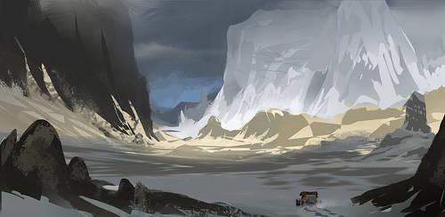 Snowblind by Justinoaksford