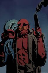 Big Red by Justinoaksford