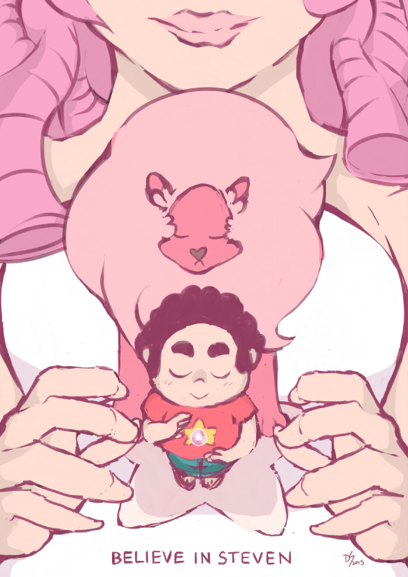 believe in steven. by devi-san