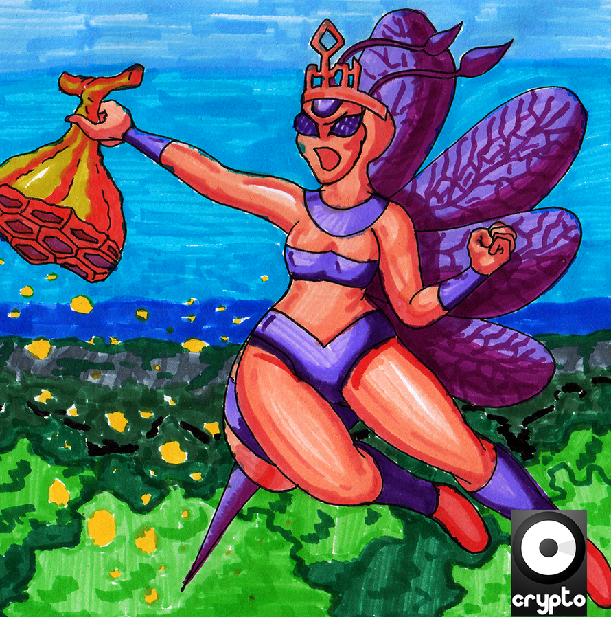 MVP - Mistress, the Queen of Bees by gabrielgunello