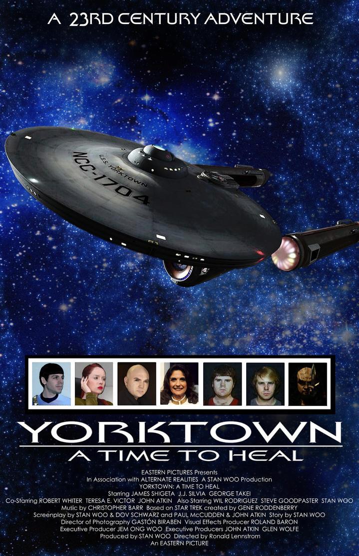Yorktown still Poster by Bulun
