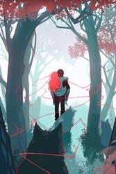 Bleeding Forest by Clamberzerk