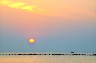 Hello sweet sea by OshimaruKung7285