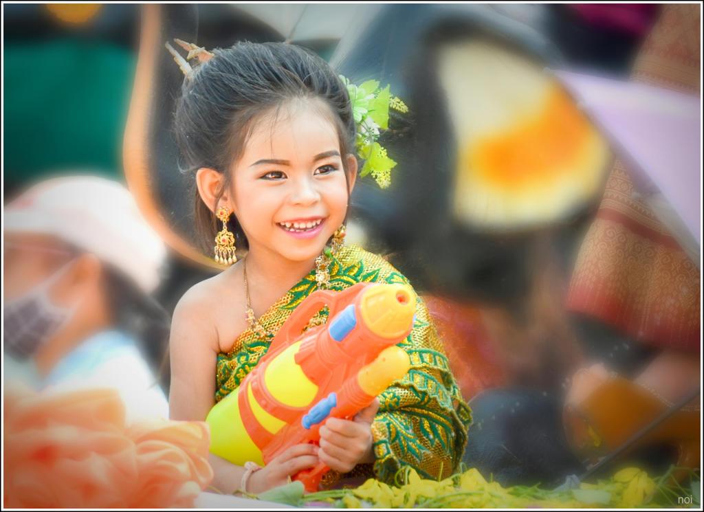 Songkran Day by OshimaruKung7285