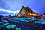 Wat Sirindhorn Wararam Phu Prao (back) by OshimaruKung7285