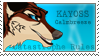 Kayoss stamp by Falcolf