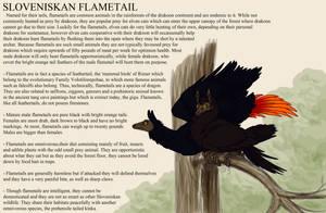 Sloveniskan Flametail by Falcolf