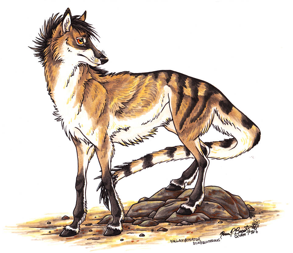 Fallaxvenator diabolusequus