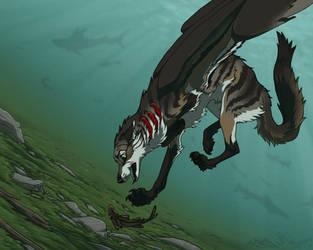 Catch A Fishy by Falcolf
