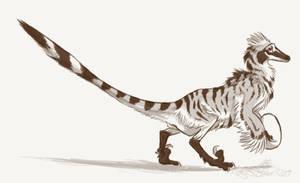 Thankful Raptor