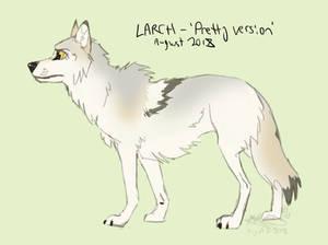 Larch August 2018 Colour Concept