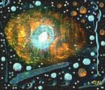 The Eye of a Galaxy