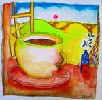 Blissful Coffee Breakfast