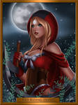 League of legends - Red Riding Diana